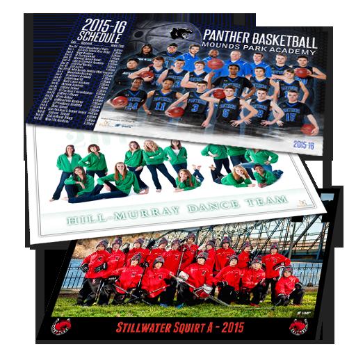 David Grupa Sports - Team Posters